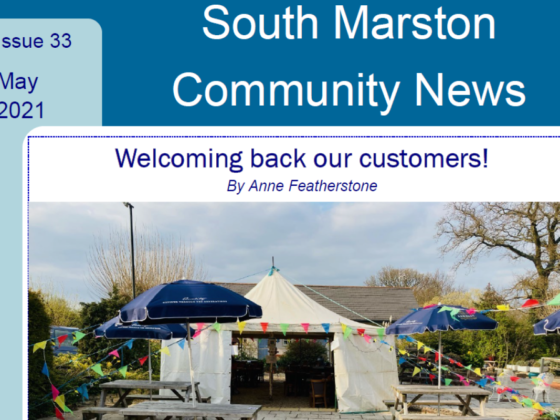 Issue 33: May 2021 Community News