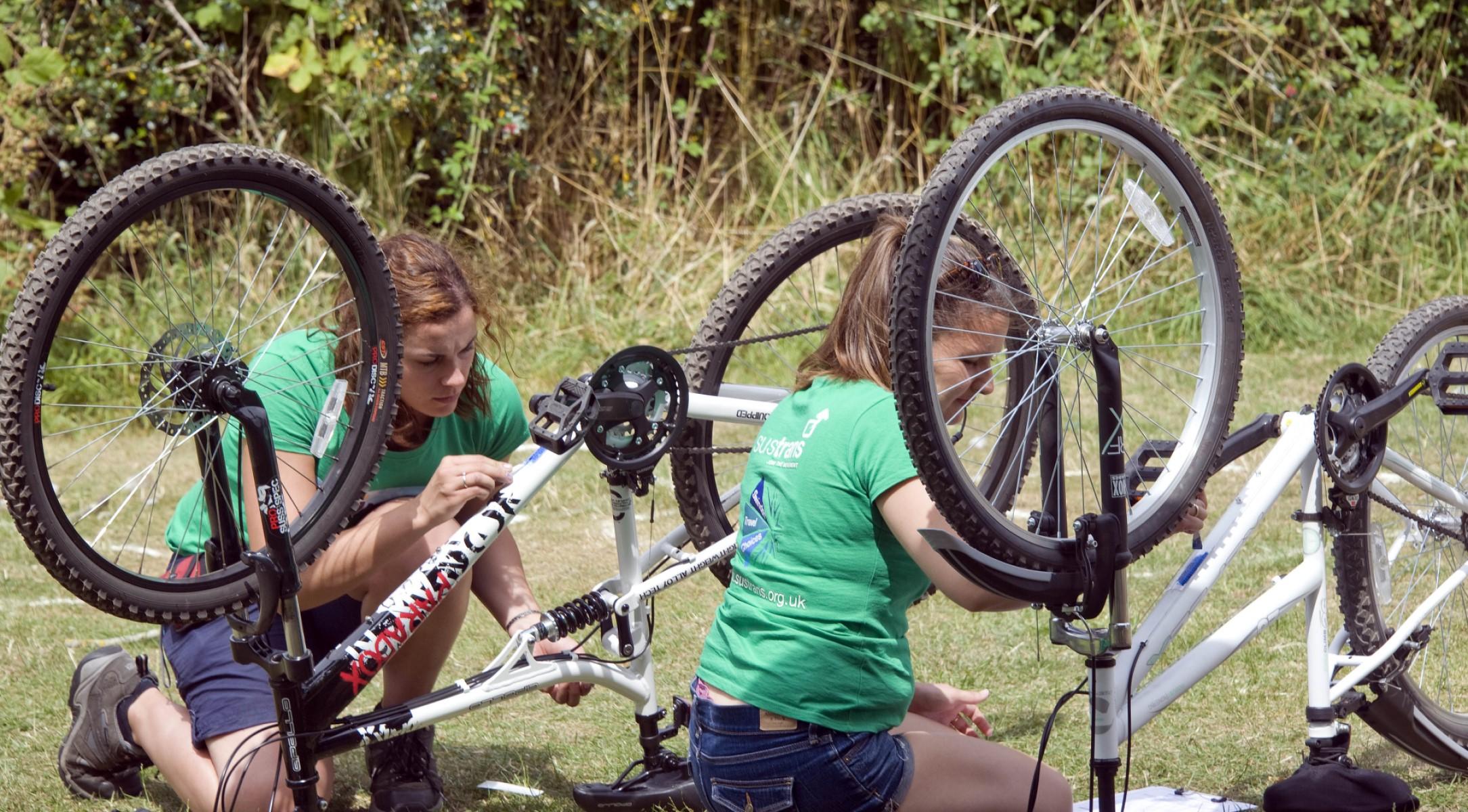 Bike marking