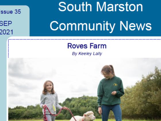 Issue 35: September 2021 Community News